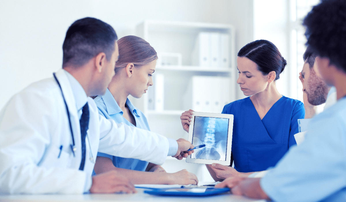 healthcare recruiting technology